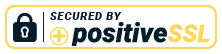 Secured by Comodo Essential | Positive SSL Trust Seal